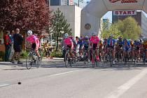 Na startu cyklistické Gracie se objeví znovu Rusky, Němky i Italky.