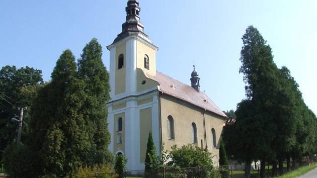 Kostel sv. Markéty v Havířově-Bludovicích