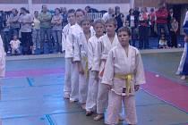 Stonavské děti, ačkoliv se judo teprve učí, vozí z krajských turnajů medaile.