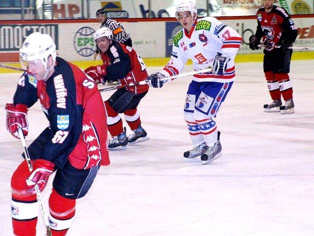 Po zápase s Třebíčí nemají hokejisté Havířova čtvrtou pozici ještě zaručenou. Pro zvýšení šancí potřebují dnes bodovat na Horáckém stadionu Dukly Jihlava.