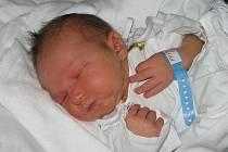 Druhý syn se narodil 23. dubna paní Radmile Frydové z Českého Těšína. Šimonek, když přišel na svět, vážil 3600 g a měřil 50 cm.