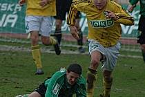 Vladan Milosavljev má patent na rychlé góly.