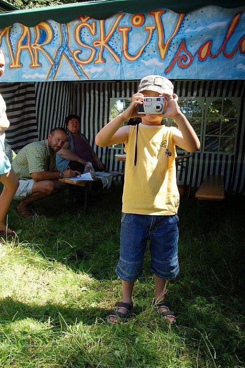 Multižánrový festival Léto-kruhy v Bohumíně