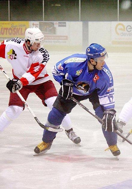 Hokejisté Orlové se vrací na průběžnou vedoucí příčku druholigové skupiny Východ.