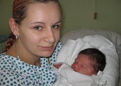 První miminko se narodilo 21. listopadu mamince Veronice Ambrožové z Dětmarovic. Malý Kristiánek Koch po narození vážil 3470 g a měřil 48 cm.