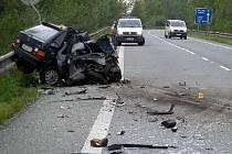 Smrtelná nehoda řidiče mezi Karvinou a Českým Těšínem