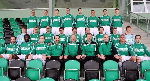 Sestava karvinských fotbalistů už čeká na zahájení fotbalového jara.