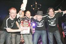Už brzy začne další ročník soutěže Líheň. Vítězná kapela roku 2008 Woodoojam z Prahy.
