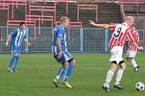 Fotbalisté Havířova před nuznou diváckou kulisou prohráli s Dolním Benešovem.