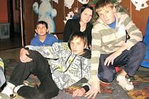 Některé děti z havířovského domova stráví i vánoční svátky v kolektivu.