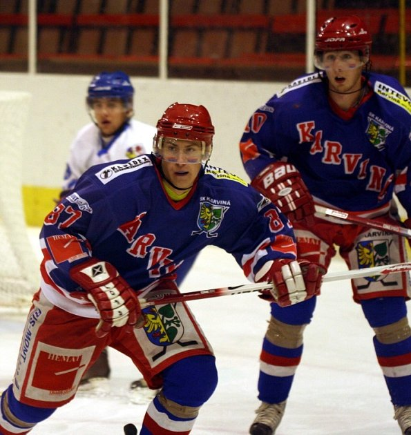 Karvinští hokejisté prohráli i poslední zápas sezony a sestoupili zpět do krajského přeboru.