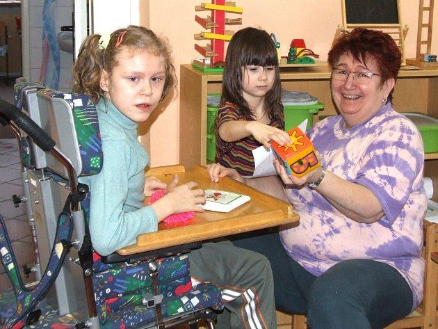 Dětem je každodenně věnována maximální péče a pozornost.