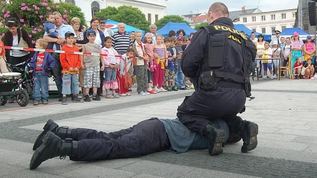 Den policie v Karviné