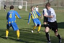 Stonavští fotbalisté zvládli zápas venku a těší se na derby s Albrechticemi.