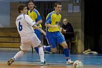 Futsalisté havířovské Slavie uspěli v Jistebníku.