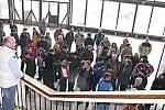 Setkání příznivců železnice a zastánců zachování havířovské nádražní haly