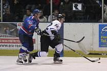 Orlovští hokejisté napravili domácí nezdar s Havířovem výhrou nad Valašským Meziříčím.