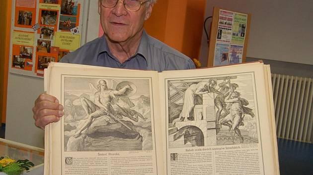 Výstava biblí v Bohumíně