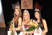 Miss Karkulka 2008 Zuzana Pazdziorová, Nikola Kovaříková a Barbora Žuchová