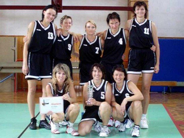Havířovské basketbalistky uspěly na premiérovém mistrovství České republiky veteránek. V Klatovech vybojovaly titul.