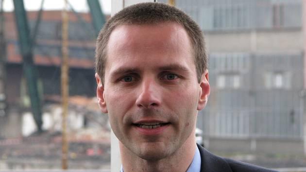 Mluvčí společnosti RPG Petr Handl.