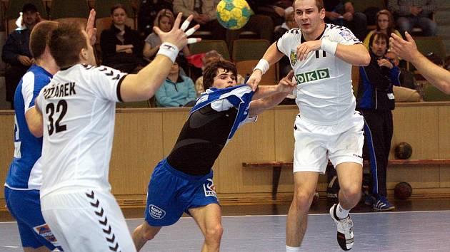 Házenkáři Karviné odehráli zápasy v Polsku.