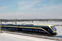 Nový soukromý dopravce Leo Express už v těchto dnech převzal první z pěti vlakových souprav, které by na páteřní trati Ostrava - Praha měly jezdit. Celkem za tyto soupravy zaplatí jednu a půl miliardy korun.