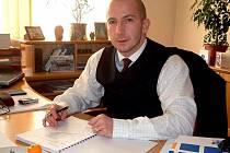 Ekonomický náměstek Martin Balšán zavražděný 18. 9. 2006 Pavlem Slívou na jednání zastupitelstva.
