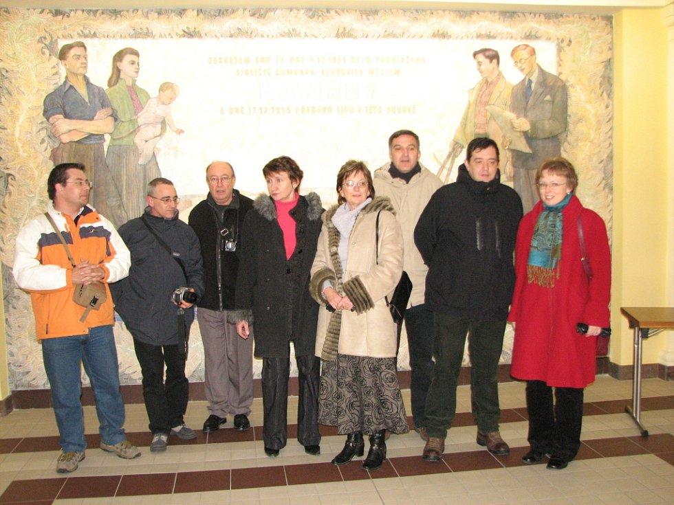 Zahraniční hosté v Havířově.
