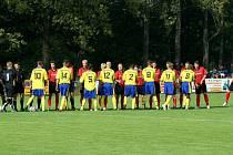 Dolní Lutyni se v letošním ročníku I. A třídy absolutně nedaří derby zápasy.