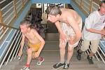 Dětský schodišťový maraton v Havířově
