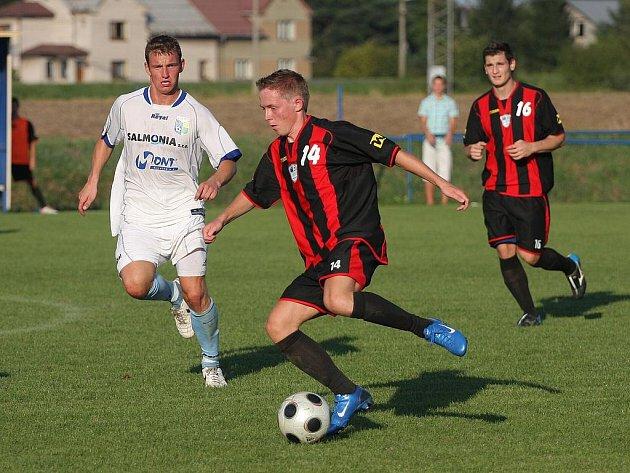 Fotbalisté Havířova inkasovali v Lískovci sedmičku.