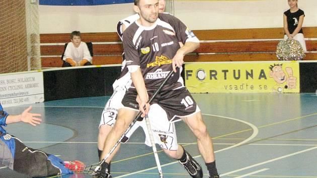 Florbalisté Torpeda zdolali Liberec až v prodloužení.