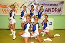 Mezinárodní soutěž mažoretek v podiových skladbách. Mažoretky Juventus Karviná II získaly v silné konkurenci stříbro
