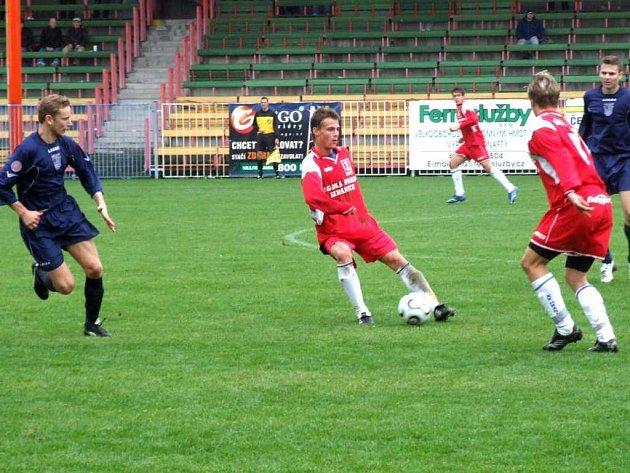 Fotbalisté MFK Havířov chtějí doma vyhrát.