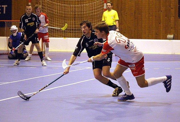 Florbalisté Petrovic odehráli další zápasy.