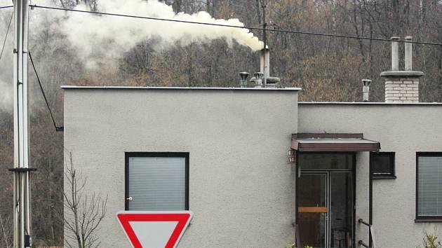 Komíny čistotě ovzduší nepřidají