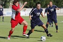 Řadu atraktivních utkání nabídne tento fotbalový víkend.