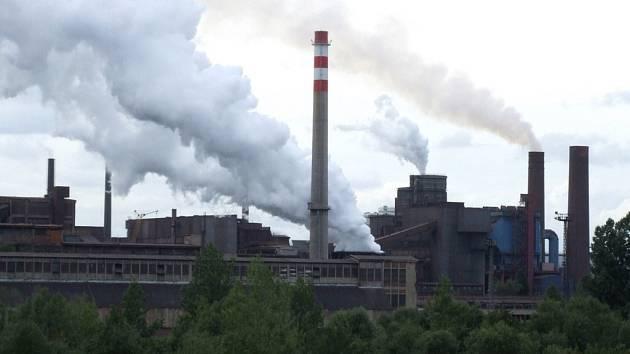 Informace o kvalitě ovzduší v regionu, zatíženém těžkým průmyslem, získají lidé nejsnadněji na internetu.