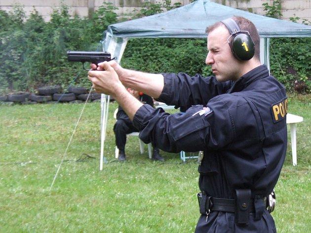 Střelecká soutěž v Havířově