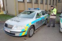 Nová policejní auta na Karvinsku