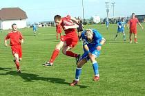 Fotbalisté MFK Havířov zápas jara v Bohuslavicích prohráli.