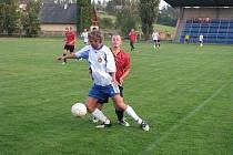 Fotbalový turnaj v Albrechticích hrálo šest týmů, z vítězství se radoval tým Českého Těšína.