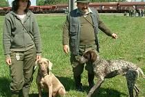 Zkoušky loveckých psů