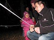 Děti z Petrovic si užily zábavný večer