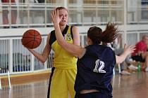 Orlovské basketbalistky v úvodu roku 2011 prohrály.