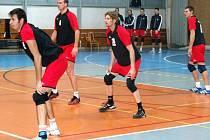 Volejbalisté Havířova využili domácí prostředí a po tomto duelu s Českými Budějovicemi se bodově dotáhli na špici tabulky.