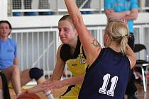 Orlovské basketbalistky prohrály na závěr roku v Krnově.