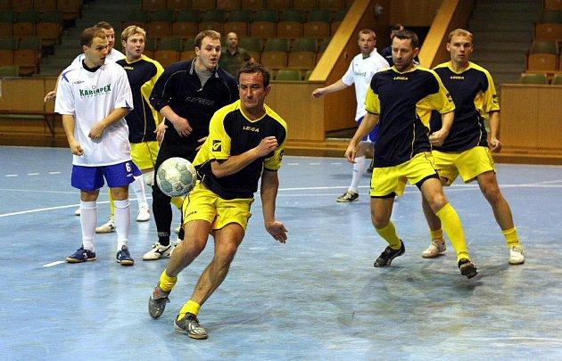Futsalová soutěž Karvinska se rozehraje v listopadu.