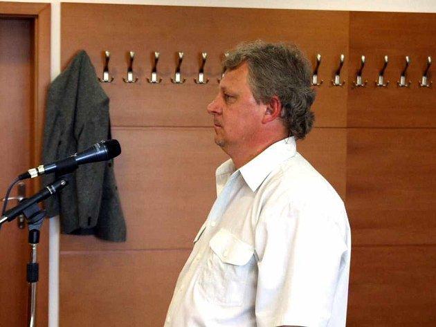 Obžalovaný Rastislav Barbuš svého činu litoval a rozsudek hned po vyhlášení přijal.